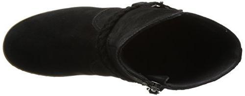 Teva Women's Low Suede Boot, US