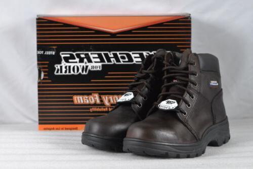 women s workshire peril work boots dark