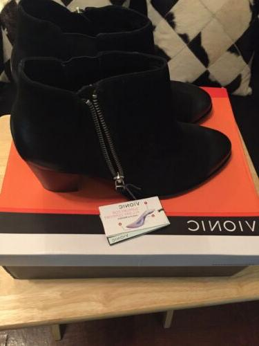 Vionic womens -Black-Boots