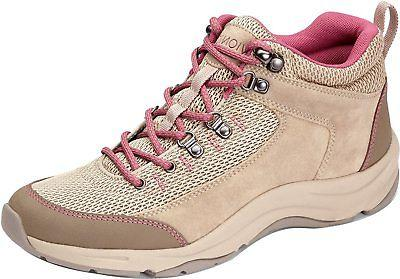 womens action cypress lace up trail walker