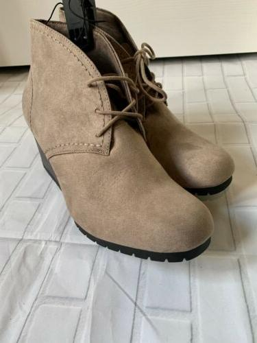 Women's Time and Tru Ankle 11