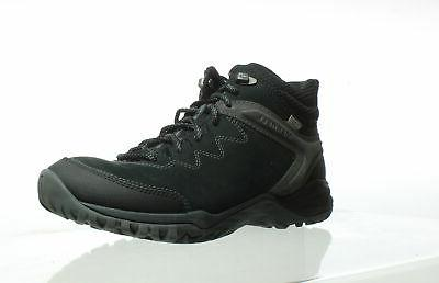 womens black hiking boots size 10 207145