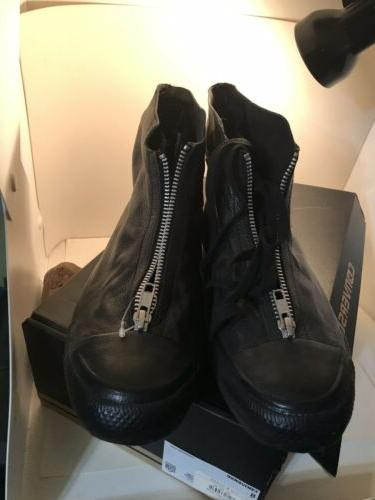 Zippered Boots Size 8