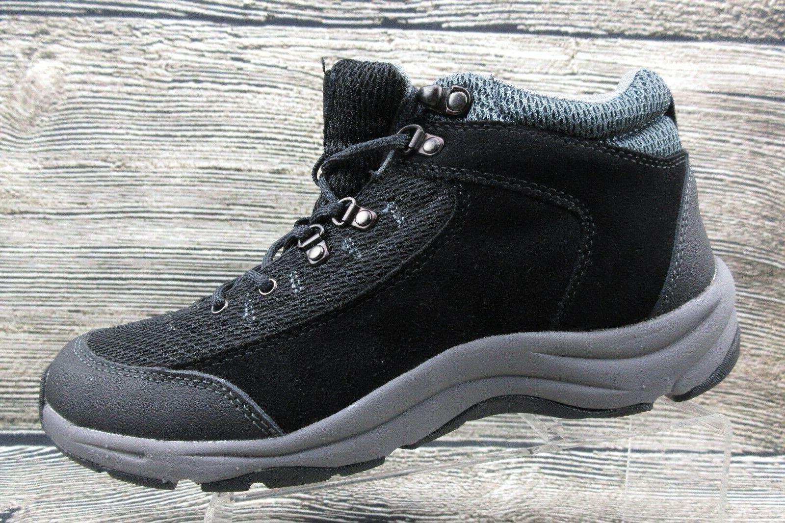 Vionic Womens Boots Black Hiking Trail