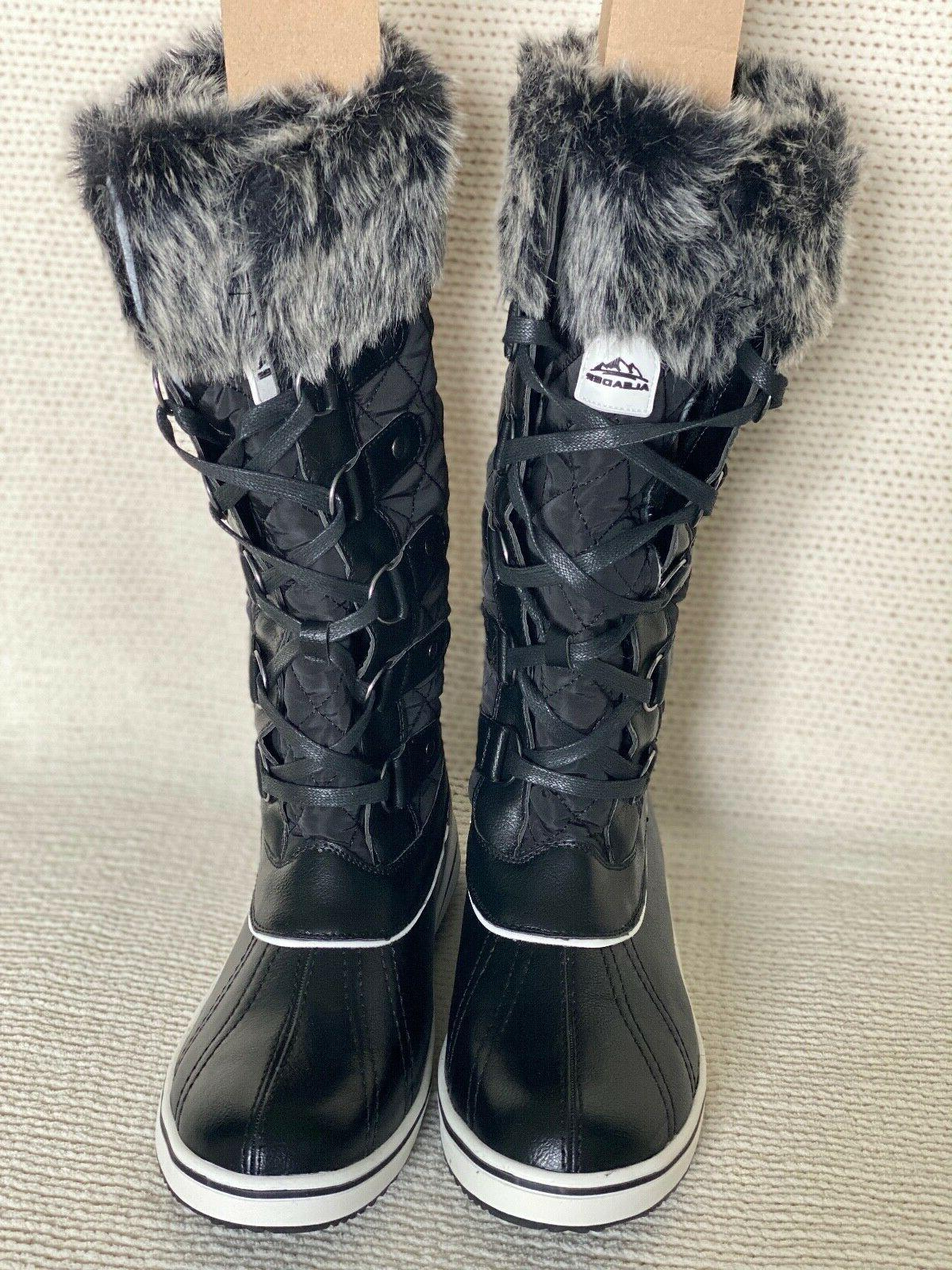 womens cold weather winter boots brand new