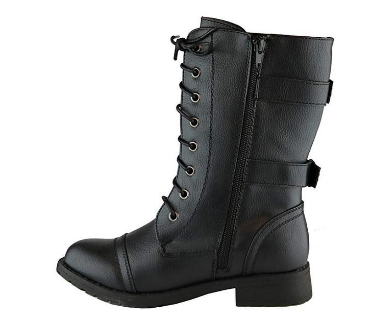 Womens Lace New Women Fashion Boot Size