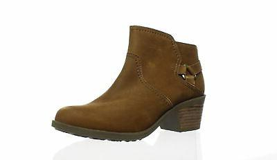 womens foxy bison ankle boots size 7