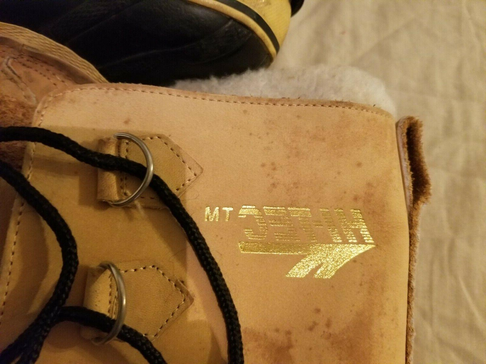 Womens Boots 9 Snow Outdoor