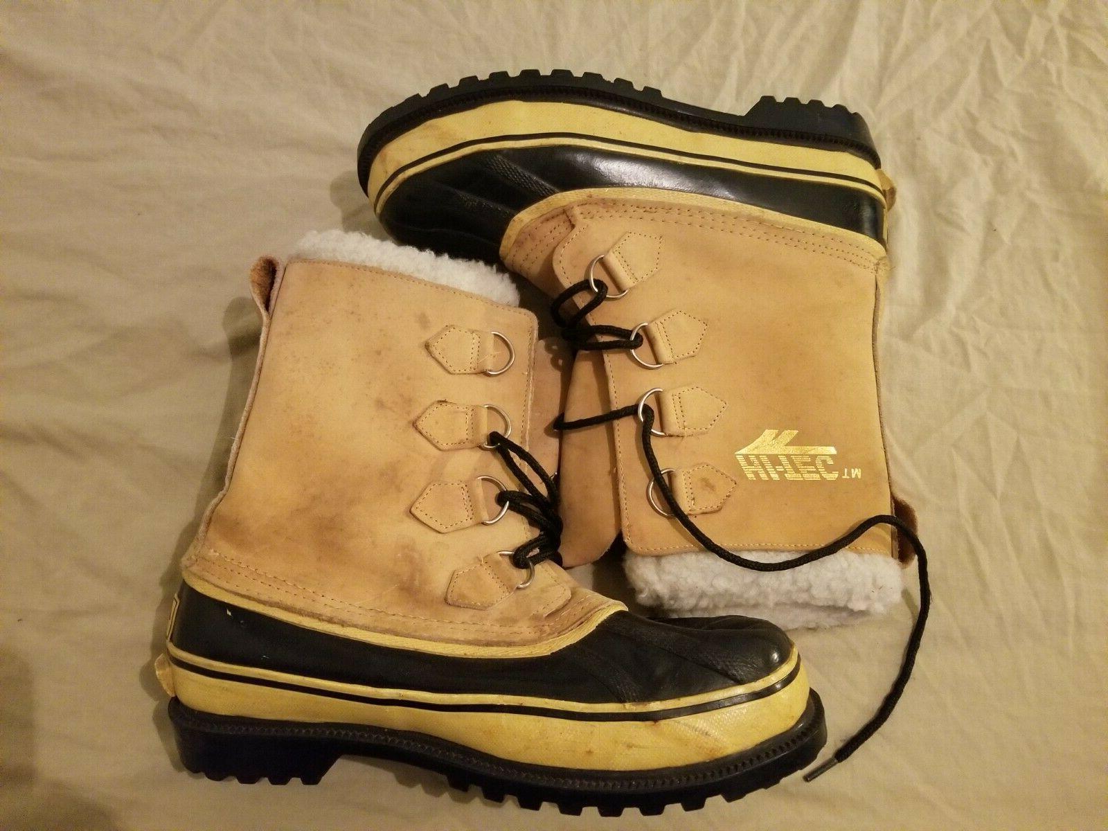 Womens Hi-Tec Boots Snow