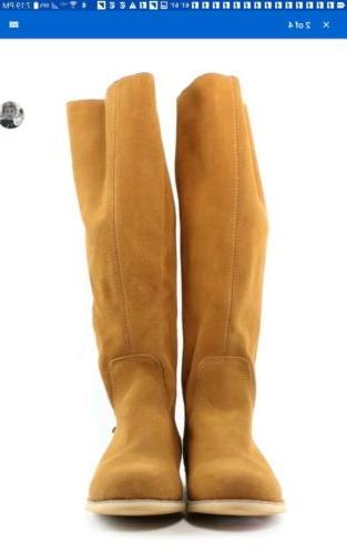 Reef Womens High Desert - Knee-High Boots Size 7.5
