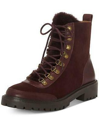 Lucky Brand Womens Ilianna Leather Closed Toe Ankle Fashion,