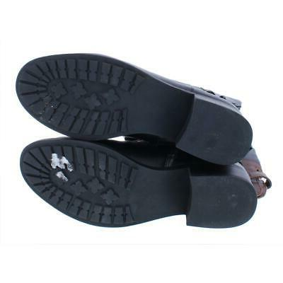 Rampage Black Leather 7.5 3303