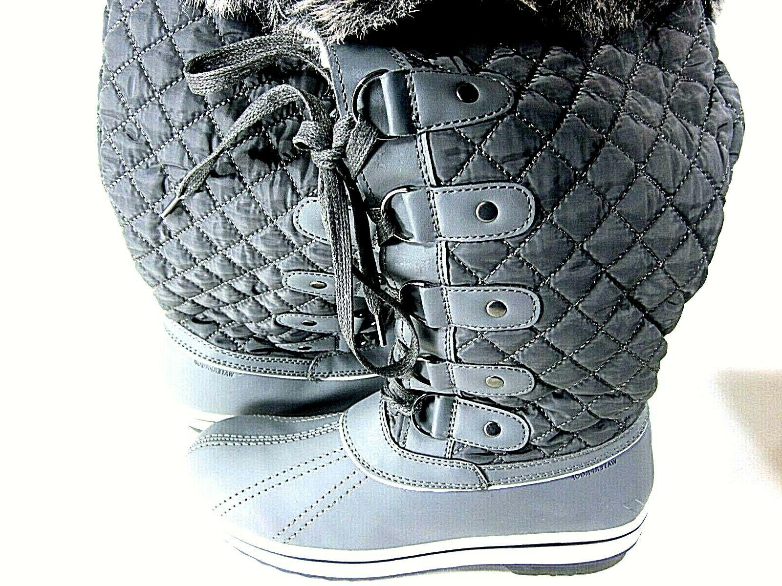 womens lace up cold weather winter snow