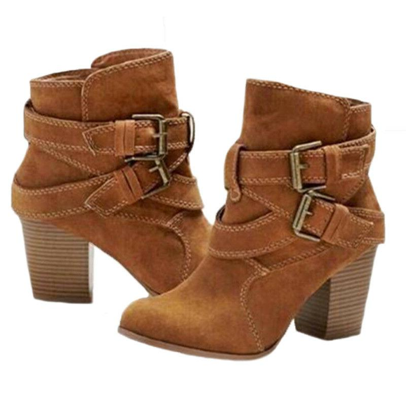 Womens Low Buckle Casual US