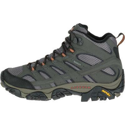 Merrell Womens/Ladies Moab 2 Mid Ankle Gore Tex Hiking Walki