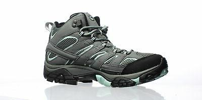 Merrell Womens Moab 2 Mid Gtx Sage Hiking Size 9.5