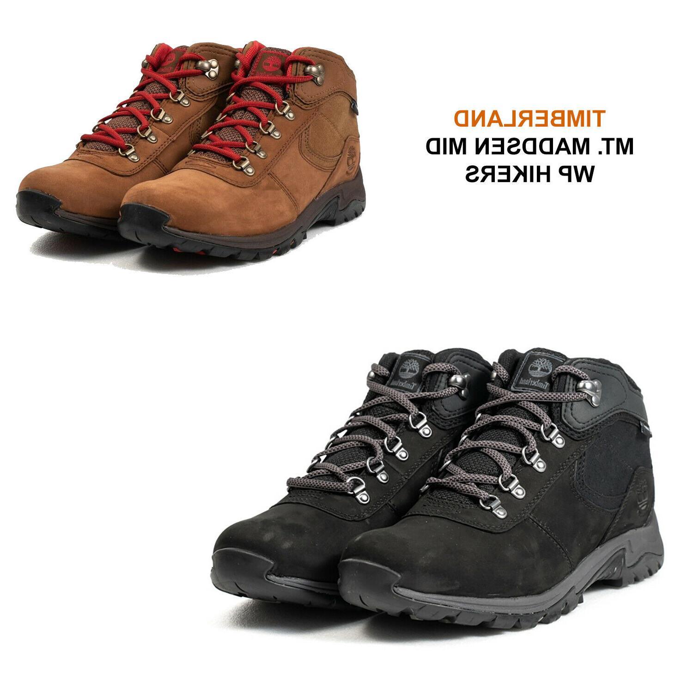 womens mt maddsen waterproof mid hiking leather