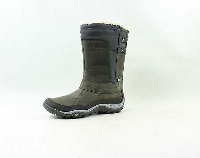 womens murren pewter snow boots size 6