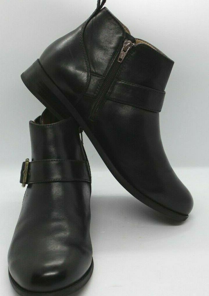 VIONIC Ankle Black Sz M