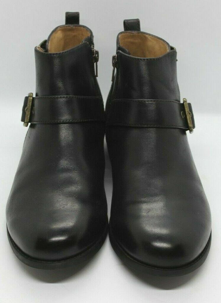 VIONIC Ankle Sz 9.5 M Leather