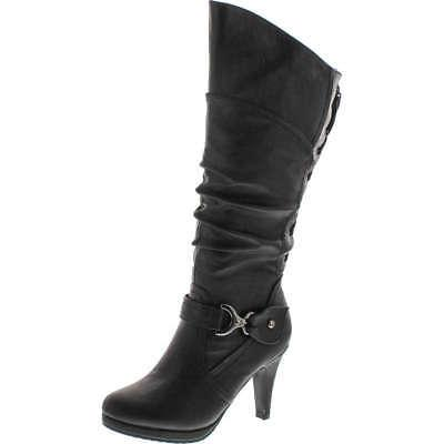 womens page 65 knee high round toe
