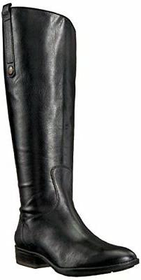 Sam Edelman Womens Penny 2 Wide Shaft Riding Boot 6.5 US- Pi
