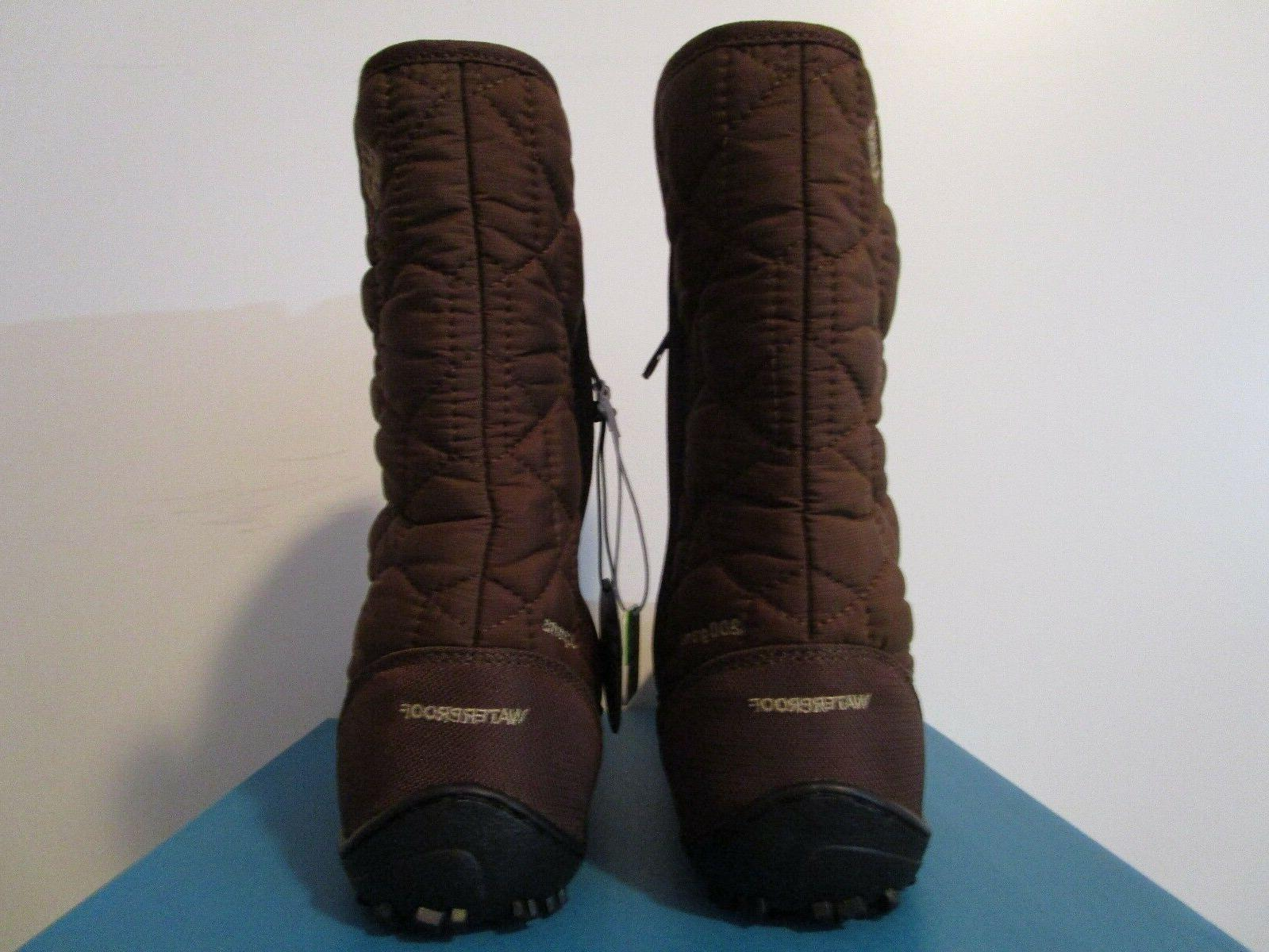 Womens Columbia Slip Snow Boots