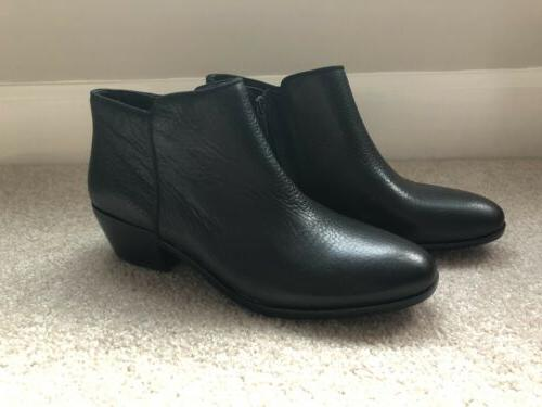 Womens Pebble Black Boots