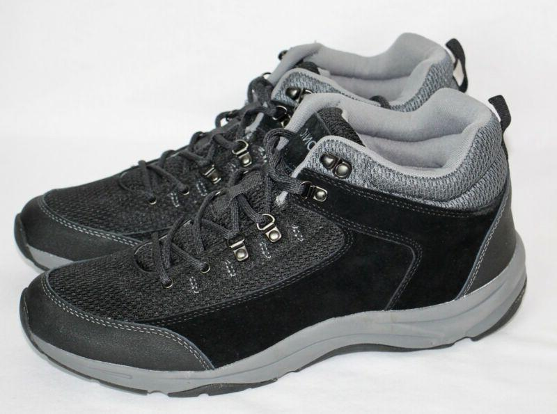 womens size 12 action cypress black trail