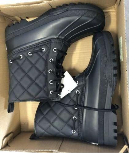 womens sperry duck boots size