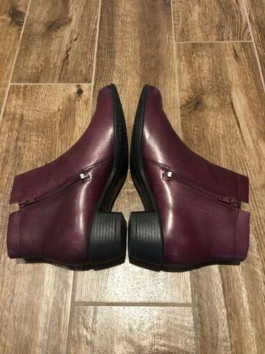 Ecco Womens Ankle Boots ~ Us 7.5