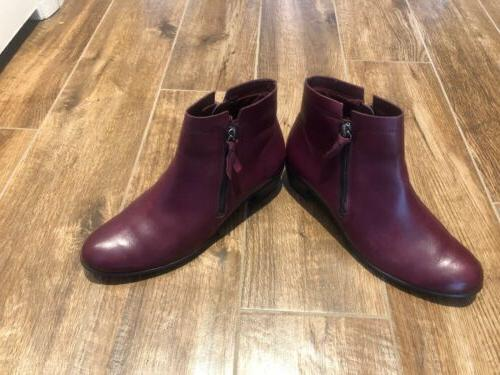 womens touch dress ankle boots sz us