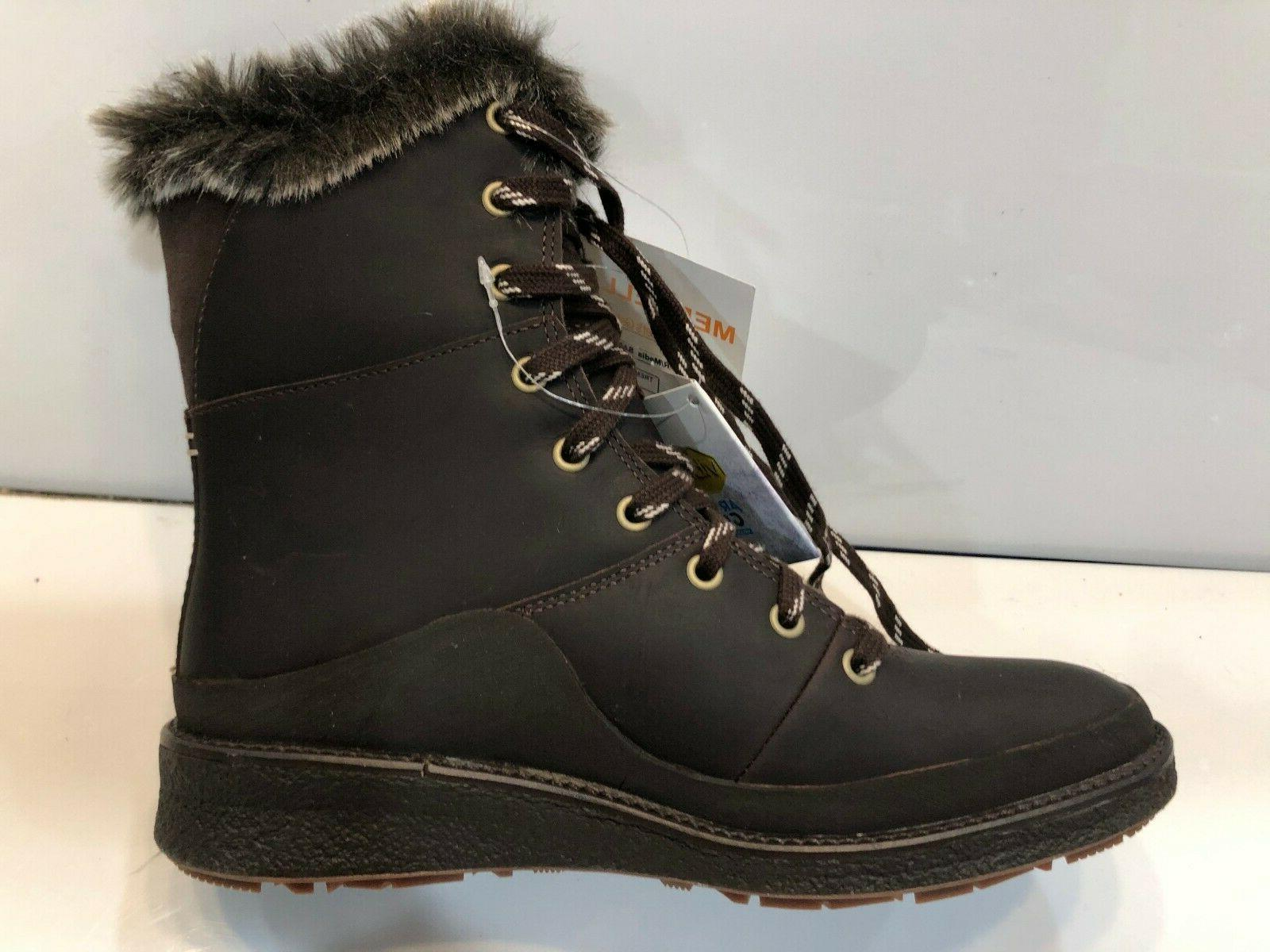 Merrell Lace Boots