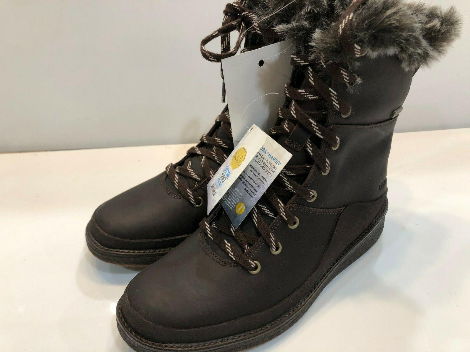 womens tremblant ezra lace waterproof ice winter