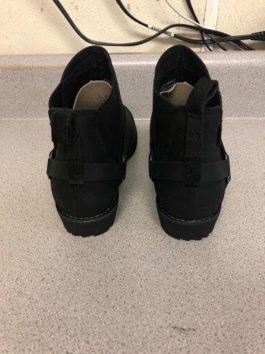 Teva Waterproof Chelsea Boots Black 7