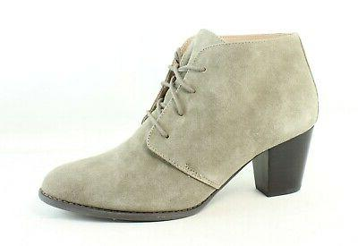 womens zenda taupe fashion boots size 10