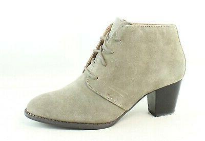 womens zenda taupe fashion boots size 7
