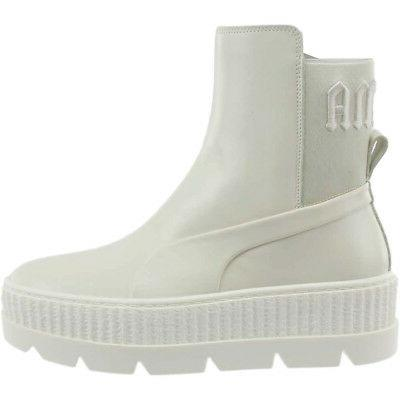 Puma Chelsea Boots White Womens