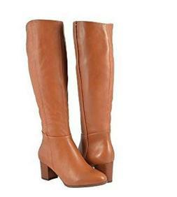 Vionic Orthaheel Ladies Pep Tahlia Tall Shaft Leather Boots