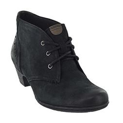Women's Cobb Hill 'Aria' Leather Boot Black Size 10 M