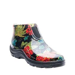 Sloggers Midsummer Black Waterproof Ankle Boot