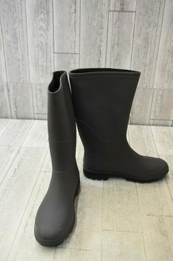 Kamik Miranda Waterproof Rain Boots, Women's Size 10, Charco