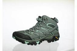 Merrell Moab 2 Mid GTX Hiking Boot Women's 5  Sedona Sage