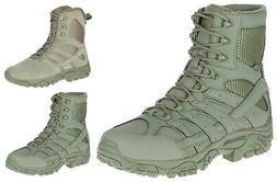 "Merrell MOAB 2 Women's 8"" Sage Green Tactical Boots"