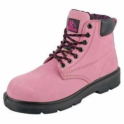 HOSS Boots Moxie Trades Boots Casual   Boots - Pink - Womens