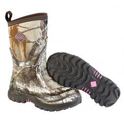 Muck AHM-4RTAP Arctic Hunter Mid Camo Women's Boots HUNT Siz
