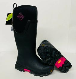 Muck Womens Pink Arctic Ice Tall NEW VIBRAM ICETREK SOLE EXT