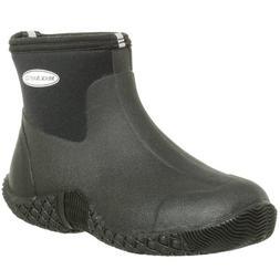 The Original MuckBoots Adult Jobber Boot,Black,4 M US Mens/5
