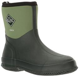The Original MuckBoots Adult Scrub Boot,Garden Green,7 M US