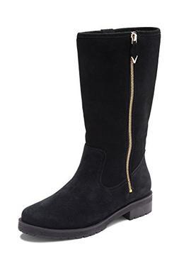 Vionic Women's Mystic Mica Boots Blk 8 M US